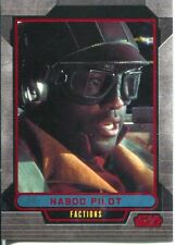 Star Wars Galactic Files Red Parallel #320 Naboo Pilot