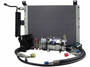 JEEP A C UNDER THE HOOD UPGRADE PACKAGE BUILT TO ORDER R12 to R134a