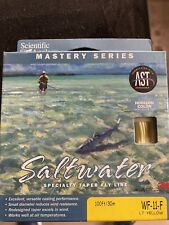 Closeout Scientific Anglers Mastery Series Saltwater Wf-11-F - Fly Line