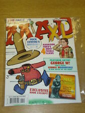 MAD XTRA LARGE #11 2001 AUG NM EC VOLUME US MAGAZINE HARRISON FORD DUCK EWING