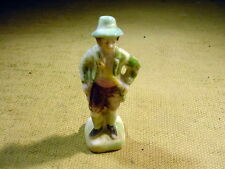 excavated vintage victorian hunter figurine Kister size 2.2 inch 1890 A 1001