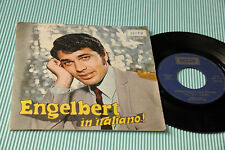 "ENGELBERT HUMPERDINCK 7"" DIMENTICARTI...IN ITLAIANO ORIG 1968 NM GATEFOLD COVER"