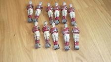 joueurs baby foot marque Sulpie rouge ancien
