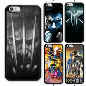 Comic X-Men Wolverine Case Cover For Samsung Galaxy S21 / Apple iPhone 12 iPod