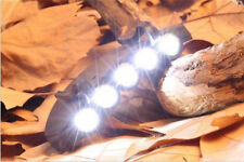 5 LED Baseball Cap Hat Light Head Torch Carp Fishing Camping Bike Hiking