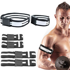 BFR Fitness Occlusion Bands Weight Bodybuilding Blood Flow Restriction Bands Arm