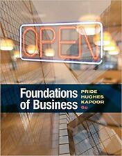 Foundations of Business by William M. Pride 6 Edition - IP.D.FI