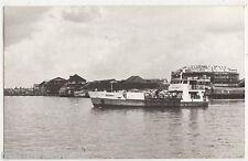 Ferry Boat Merawan, Indonesia Postcard, B544