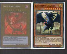 Yugioh Card - Ultra Rare Holo - Judgement Dragon BLLR-EN041 1st Ed