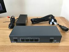 Extron MMX 42 AV RCA 4X2 Vidéo Composite & Audio Matrix Switcher 60-556-31
