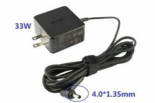 ADP-33BW A Charger Adapter AD890326 For ASUS F201E F202E Q200E X102BA 33W 19V US
