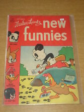 NEW FUNNIES #115 VG+ (4.5) ANDY PANDA OSWALD WOODY DELL COMICS SEPTEMBER 1946
