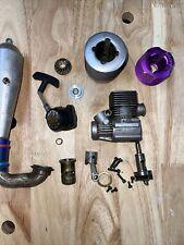 hyper .21 nitro engine parts or repair