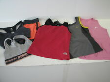 SPORTS LOT Running Yoga NORTH FACE Puma NIKE Under Armour BRA TOPS SHORTS XS/S