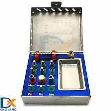 Dental Implant Bone Expander-Compression Kit Surgical Sinus Lift Instruments New