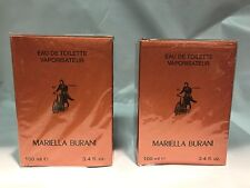 Lot Of 2 MARIELLA BURANI CLASSIC ORIGINAL Perfume EDT Spray 3.4oz 100ml NIB