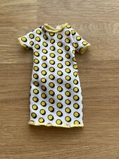 Barbie Fashionistas Yellow Dot Dress