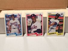 1990 Fleer Canada Baseball Complete Set 1-660 NM+ RARE!