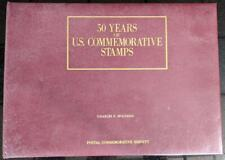 EDW1949SELL : USA Complete collection, Postal Commemorative Society for 50 Years