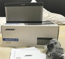 Bose SoundLink III 3 Bluetooth Wireless Portable Speaker -