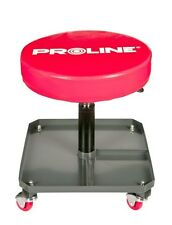 NEW! PROLINE 46940 WORKSHOP STOOLS WORK STOOL ROTATING WORKSHOP SEATING CHAIR