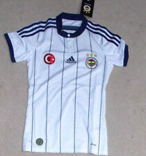 Fenerbahce Istanbul adidas Trikot  H78978 in weiss  Gr. M