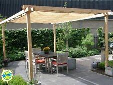 2xShatex 12x12ft 90% Uv Block Sunscreen Shade Panel Patio/Window/Rv Awning W/Gr