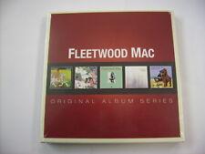 FLEETWOOD MAC - ORIGINAL ALBUM SERIES - 5CD BOXSET NEW SEALED 2012