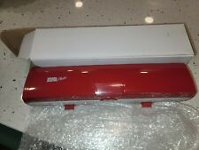 New listing WrapMaster 1800 Plastic Storage Dispenser Safe Cutter Red Wrap Master Wm1800 New