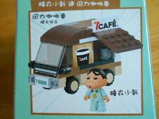 Car/Vechicel (Toys): Crayon Ham Sub Shinchan模型車車