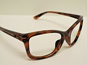 Authentic Oakley OO9232-03 Drop In Tortoise Brown Sunglasses Frame $220