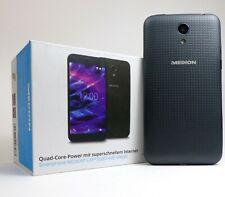 Smartphone MEDION LIFE E5004 Handy LTE Dual-SIM 16 GB 5