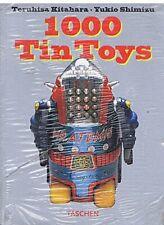 1000 Tin Toys (Klotz S.) by Kitahara, Teruhisa Paperback Book The Cheap Fast