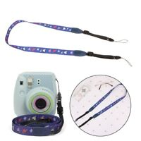Adjustable Camera Shoulder Neck Strap Belt For Fujifilm Instax Mini 9/8/8+/25/70
