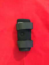 New Hinged Knee Brace Support Guard Patella Stabilizer Large 21""