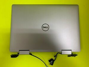 """Original Dell Inspiron 14 5482 FHD 14"""" Silver LCD Full Touch Screen Assembly"""