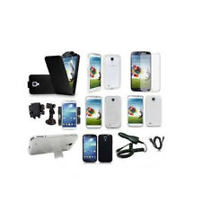 Samsung Galaxy S4 I9500 10 in 1 Accessory Kit - All High Quality Accessories