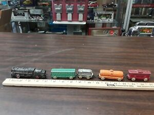 vintage barclay die cast nycrr train as is
