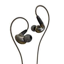 MEE audio Pinnacle P1 HiFi Audiophile In-Ear Headphones Detachable Cables OPEN