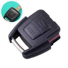 2 Buttons Remote Key Fob Case Shell fit Opel Vauxhall Astra Zafira Vectra