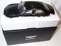 Bentley Flying Spur W12 Kyosho Onyx Black 08891NX 1:18 new in box