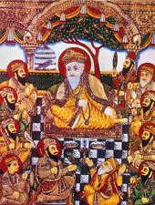 Sikh Gurus, Bhai Bale & Bhai Mardana  7x5 Inch Print