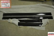 MITSUBISHI PAJERO MONTERO V90 2007 - SIDE PROTECTION MOLDING NEW GENUINE OEM *