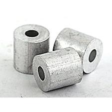 Aluminum snare cable stops per 100