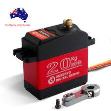 20KG Metal Steering Digital Waterproof Servo DS3218mg High Torque RC Car Baja