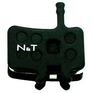 NT-BP002 Pastillas de Freno Compatible Con Avid Bbdb BB7 Mountain S Carretera Sl