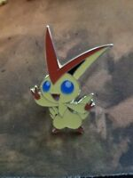 1x OFFICIAL Pokemon Victini Official Pin 2014 Collection