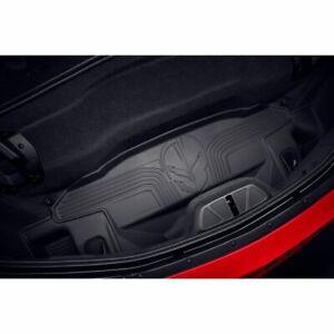 2020-2021 Chevrolet Corvette C8 Coupe Molded Cargo Liner 84840624 Black OEM GM