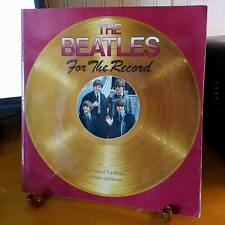 THE BEATLES FOR THE RECORD-STORY OF THE BEATLES IN WORDS AND PICTURES-c1982
