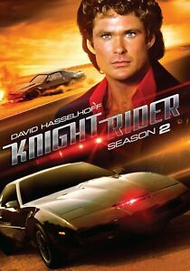 Knight Rider - Season 2 two Complete (DVD, 2016, 4-Disc Set) 10% to Charity